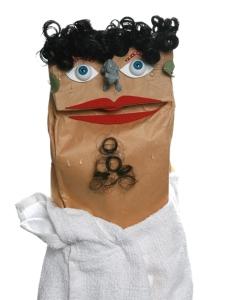 Fandango puppet